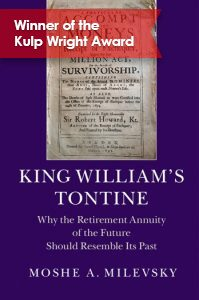 king william tontine book cover