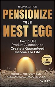 pensionize your nest egg cover
